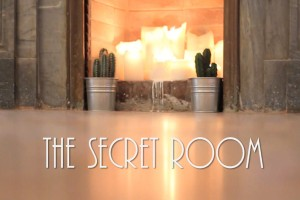 The secret room inauguracio