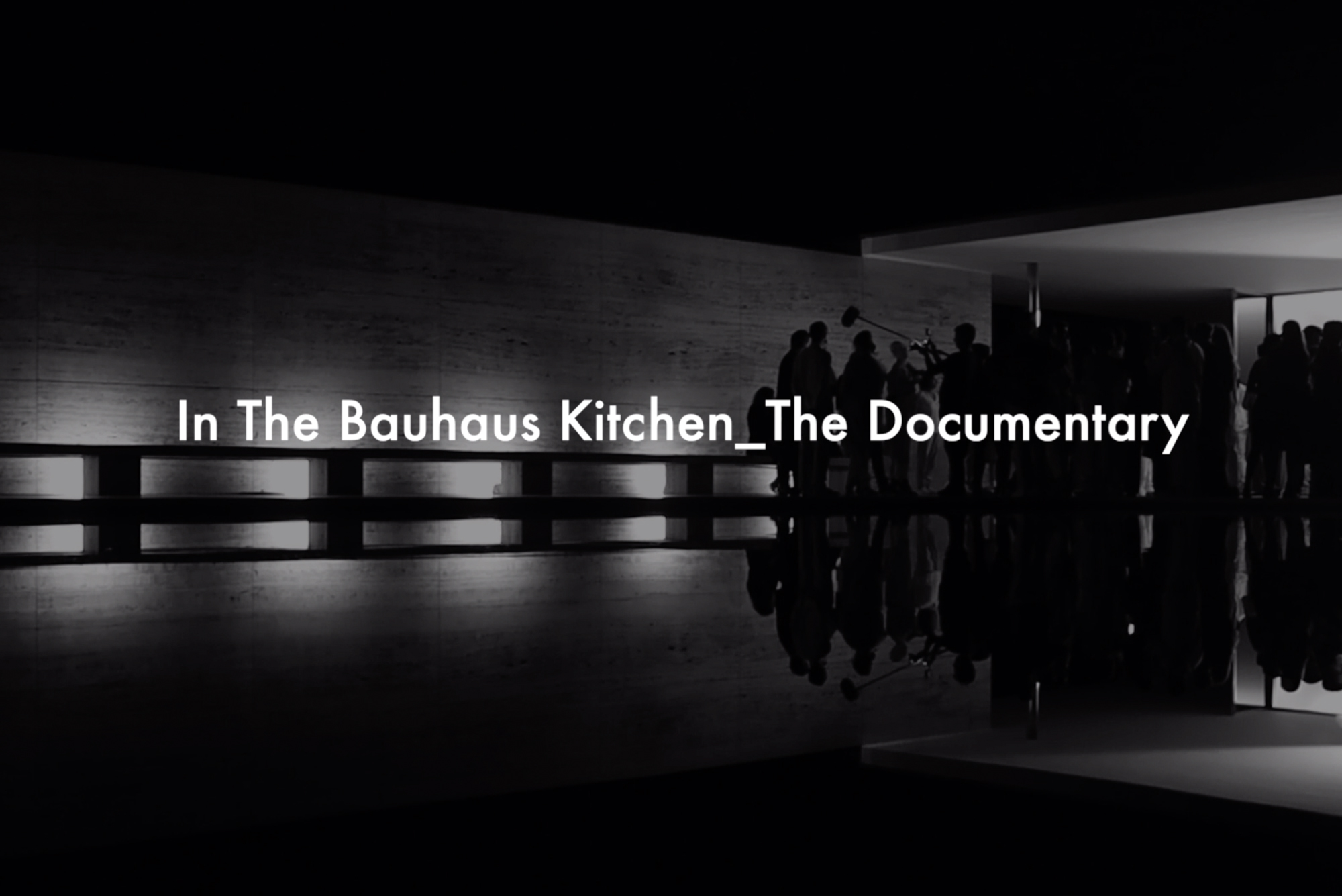 Trailer_In The Bauhaus Kitchen_The Documentary